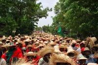 10,000 Farmers March