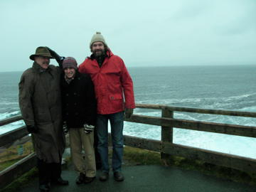 At the most easterly point of North America!