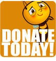Bee Donate Today Button