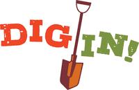 Dig In! Logo