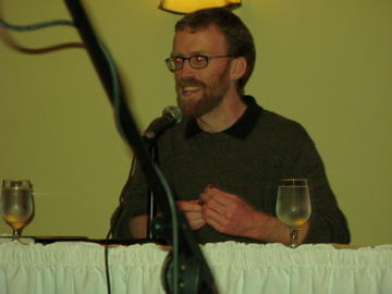 Fundy Baykeeper speaks in Fredericton