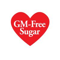 GM Free Sugar Heart