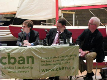 Panel in Halifax