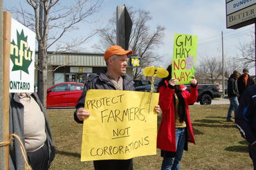 Protect Farmers, Not Corporations