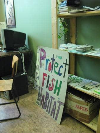 Protect Fish Habitat