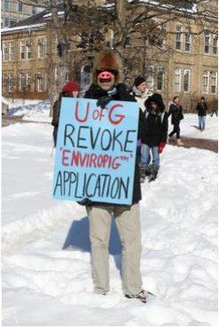 UofG Revoke your application!