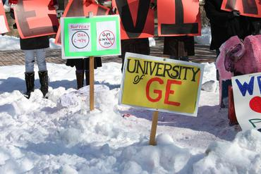 UofGE! Support Bill C-474