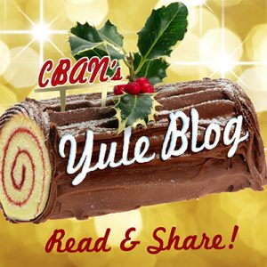 Yule blog graphic