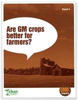 GMO Inquiry: Are GM Crops Better for Farmers?