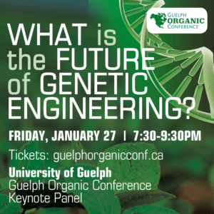 Poster for Guelph Conference panel Jan 27