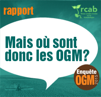 French ad GMO Inquiry report where
