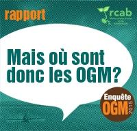 French ad GMO Inquiry report where